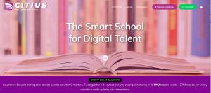citius Smart School digital business school